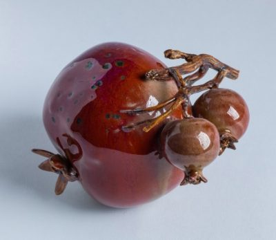 Exuberant Earth: Ceramics by Ruth Rippon