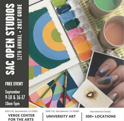 Sac Open Studios Tours 2017