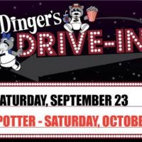 Dinger's Drive-In Flick-or-Treat: Harry Potter and...