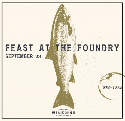 Feast at the Foundry
