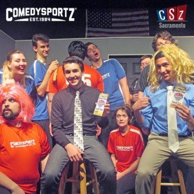 ComedySportz Improv Comedy (September-December)