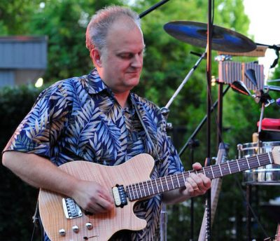 Live Music with Peter Morgan Band