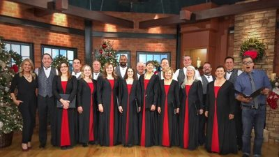 A Master Singers Christmas (Harris Center for the Arts)