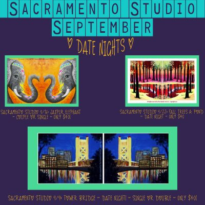 Sacramento Date Night at The Painted Cork Midtown