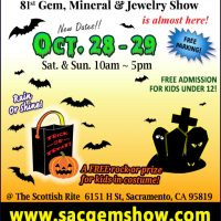 Sacramento Mineral Society's Gem, Mineral and Jewe...