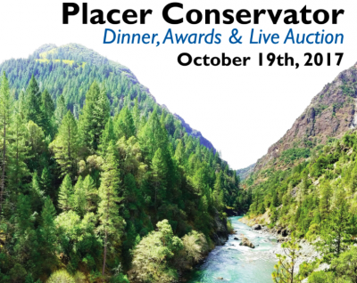 Placer Conservator Awards Dinner and Live Auction