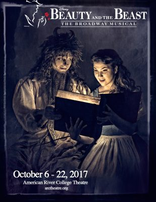 American River College Theatre presents Beauty and the Beast