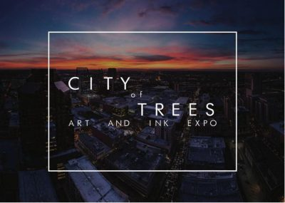 City of Trees Art and Ink Expo (Cancelled)