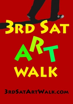 3rd Saturday Art Walk
