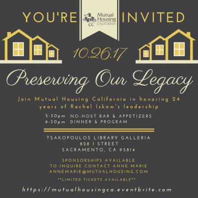 Mutual Housing California Preserving Our Legacy Fu...