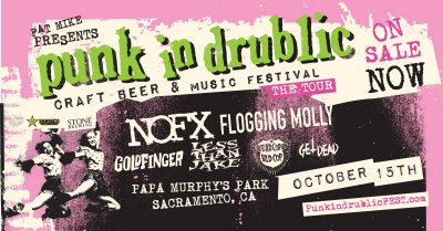 Punk In Drublic Craft Beer and Music Festival