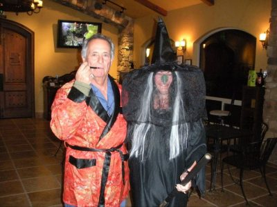 Halloween at Naggiar Vineyards and Winery