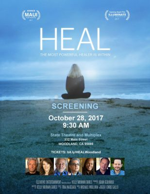 HEAL Documentary Screening: A Film About The Power Of The Mind