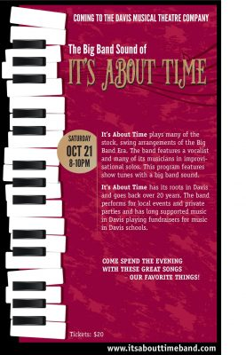 It's About Time Jazz Concert