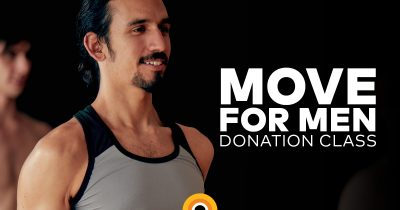 Move for Men Donation Class