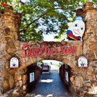 Fairytale Town Free Admission Day and Canned Food Drive