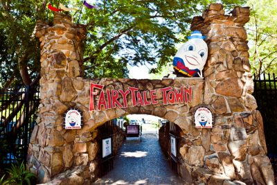 Fairytale Town Free Admission Day and Canned Food ...