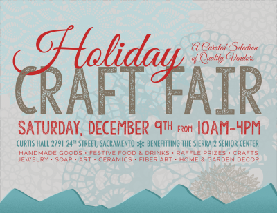 Sierra 2 Holiday Craft Fair
