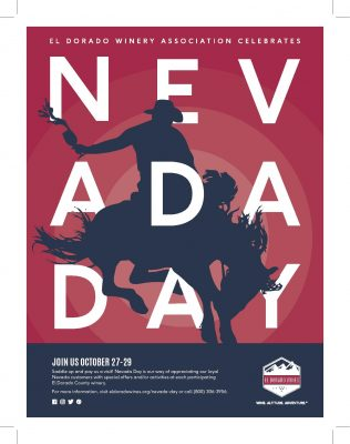 El Dorado Wineries Nevada Day
