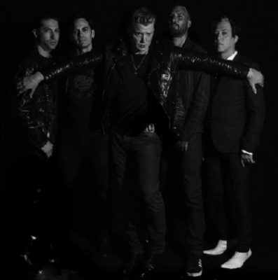 Queens of the Stone Age with Eagles of Death Metal