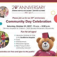 Shriners Hospitals for Children Community Day Celebration