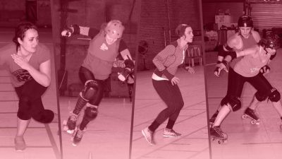 Sacred City Derby Girls Try Outs