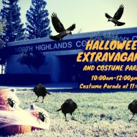 North Highlands Halloween Extravaganza and Costume...