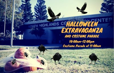 North Highlands Halloween Extravaganza and Costume Parade