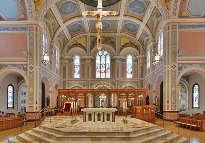 Cathedral of the Blessed Sacrament Ayana Jaycox Concert