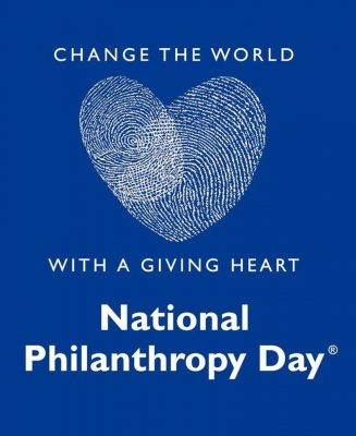 27th Annual National Philanthropy Day Awards Lunch...