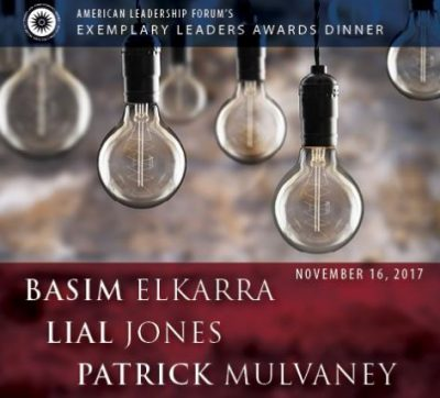 Exemplary Leaders Awards Dinner