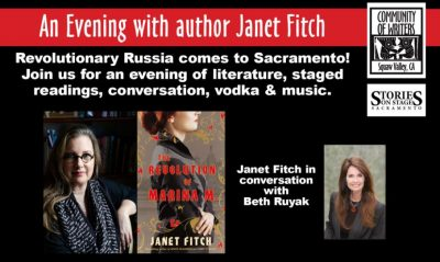 An Evening With Janet Fitch
