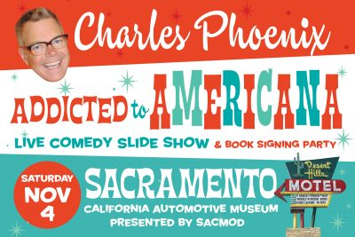 Addicted to Americana with Charles Phoenix