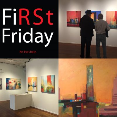 First Friday: Closing Reception for Celebration