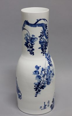 Dualities: Paintings and Porcelain by Shimo