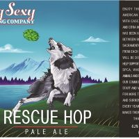 Big Sexy and Sacramento SPCA Collaboration Can Release Party