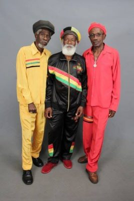 The Abyssinians: Featuring Bernard Collins