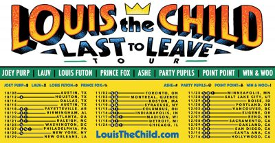 Louis the Child: Last to Leave Tour