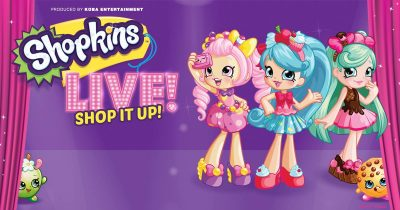 Shopkins Live: Shop It Up