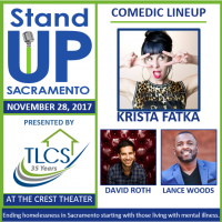 Stand Up Sacramento Comedy Showcase