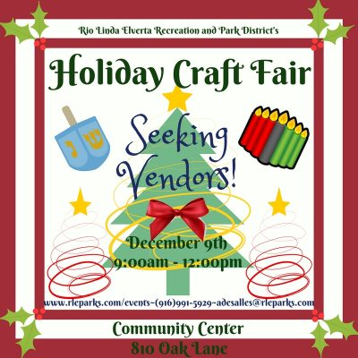 Breakfast with Santa and Holiday Craft Fair (Rio L...