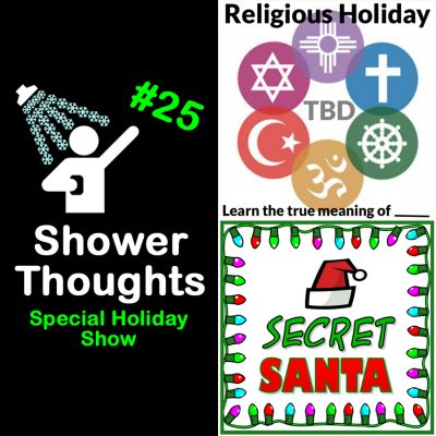 Shower Thoughts Improv Comedy Show