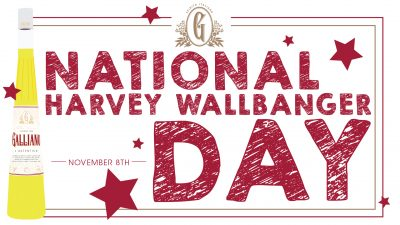 National Harvey Wallbanger Day at Poor Red's