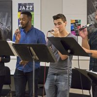 Vocal Jazz Ensembles Concert