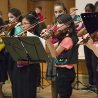 Sacramento State's String Project Winter Concert