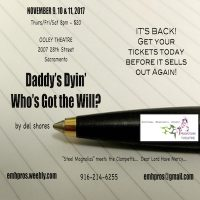 Daddy's Dyin', Who's Got the Will? by Del Shores