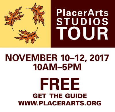 PlacerArts 24th Annual Studios Tour