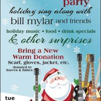 Torch Club Christmas Party And Benefit