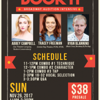 Book It: Broadway Audition Intensive