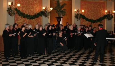Winter Holidays at the Capitol Performance: Sacramento Valley Concert Choir
